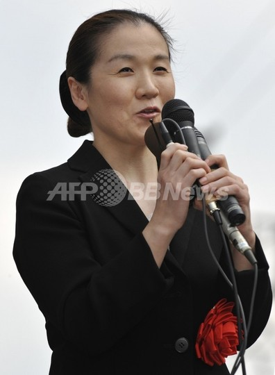 谷亮子議員、柔道の現役引退を表明