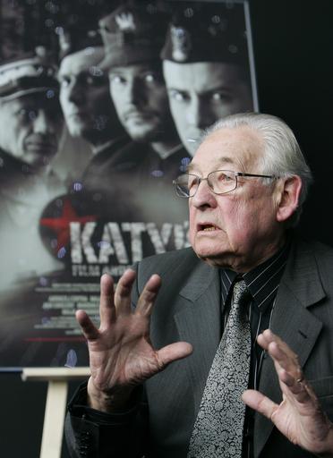 巨匠ワイダ監督、アカデミー賞外国語部門の本命作『Katyn』を語る