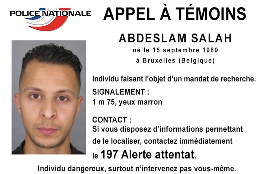 パリ連続襲撃、関与疑いの男に国際逮捕状