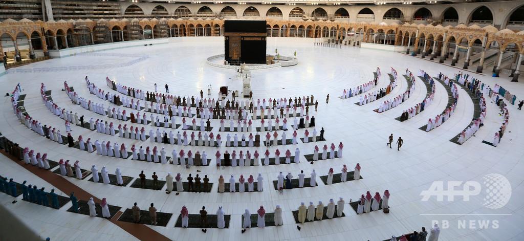 ラマダン明けの祝祭にもコロナの影、感染者急増で規制強化