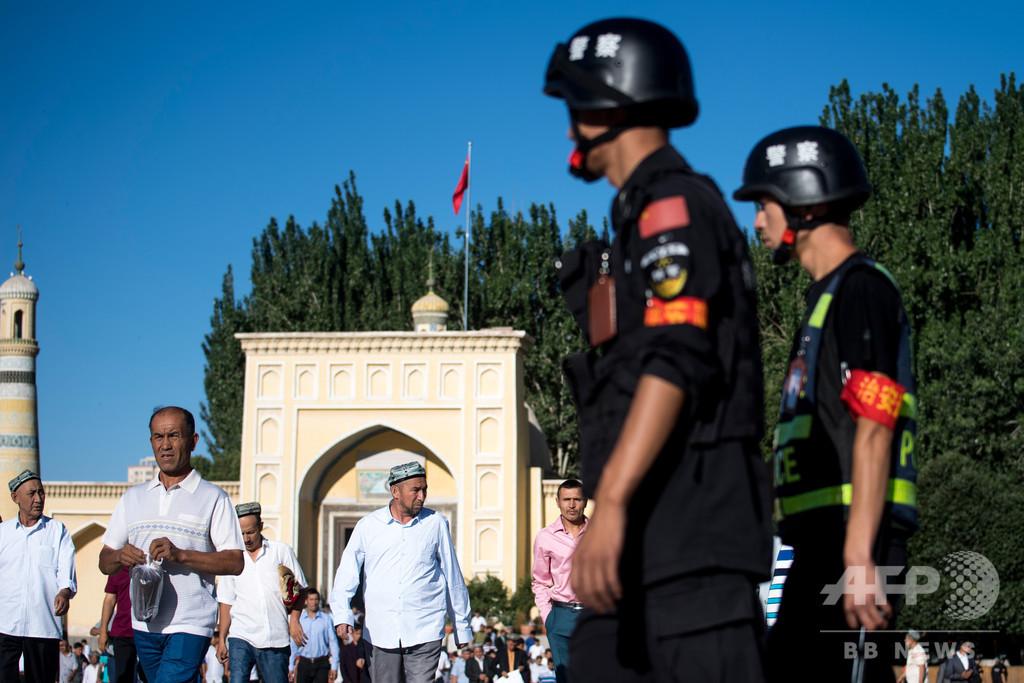 中国当局が反「ハラル」キャンペーン、新疆で取り締まり開始
