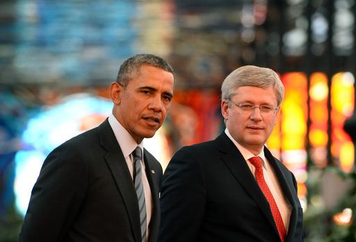 カナダもG8不参加の可能性、首相が声明