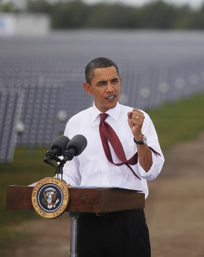 オバマ米大統領、送電網刷新計画を発表