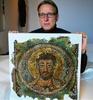 「美術界のインディ・ジョーンズ」、失われたモザイク画を見事発見
