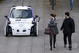 アマゾン、自動運転車関連の特許を取得