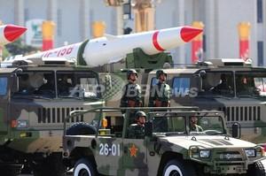 中国の軍事開発、ステルス機よりサイバー・宇宙分野を懸念 米軍高官
