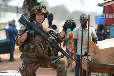 中央アフリカ首都で「かつてない水準の暴力」、30人の遺体収容