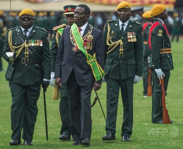 ジンバブエ国軍「無血クーデター」の真意