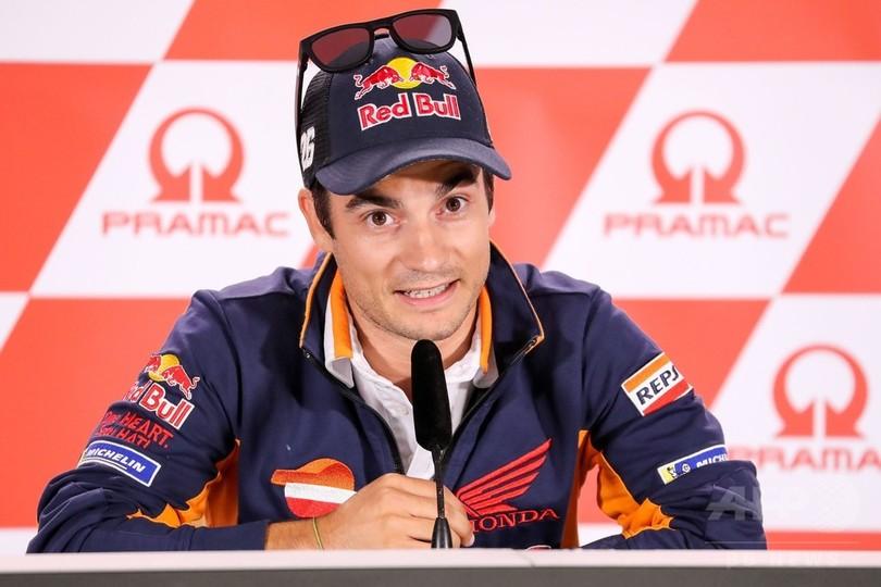 ペドロサが現役引退を発表、MotoGP殿堂入りへ