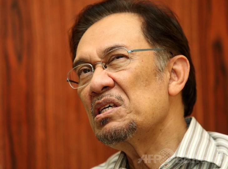 マレーシア元副首相、成田で入国拒否される