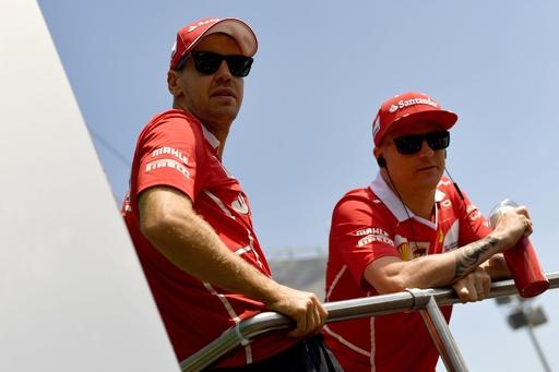 ベッテルとライコネンは残留の見通し、フェラーリCEOが示唆
