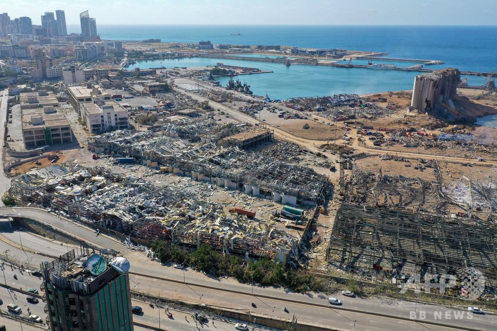 レバノン、爆発調査委設置 4日以内に責任の所在特定へ