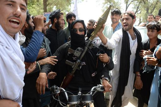 米政府代表団がタリバンと接触、和平交渉に向けドーハで協議 米紙報道