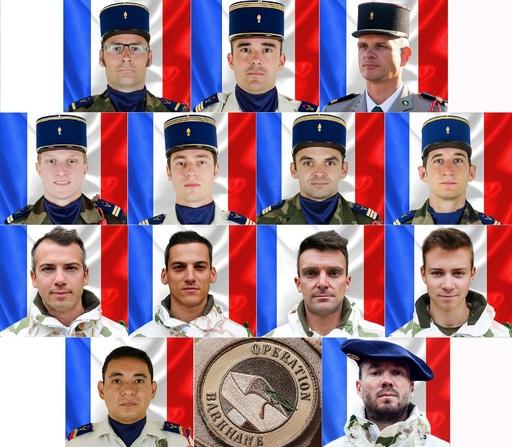 ヘリ同士の衝突で仏軍兵士13人死亡、マリで作戦中 大統領府発表