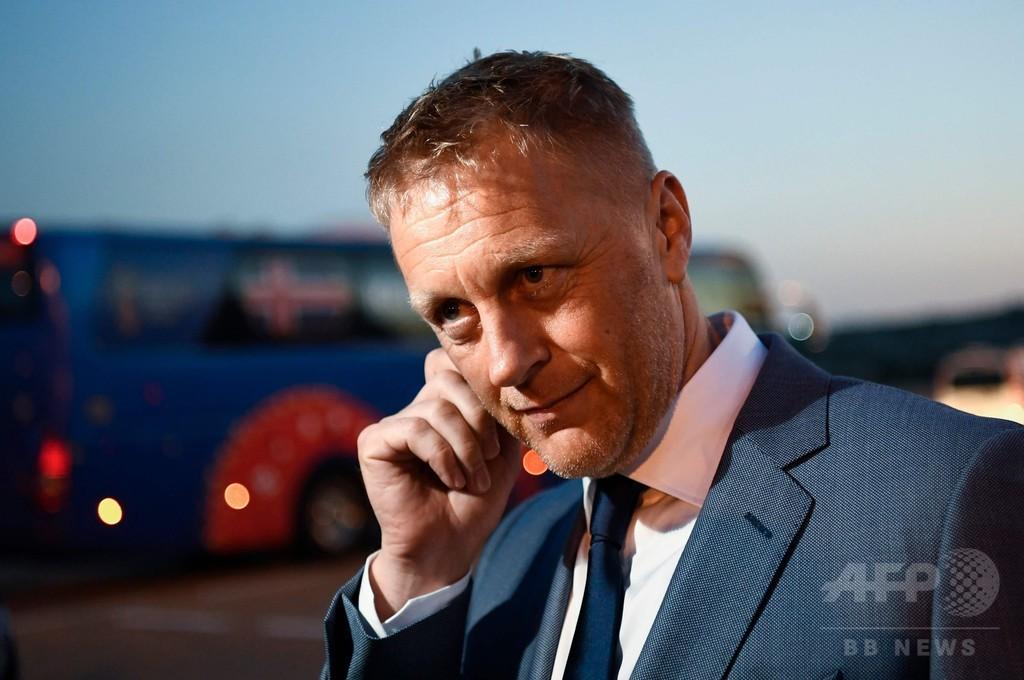 アイスランド監督が辞任、協会は慰留も「マンネリ」危惧し決断