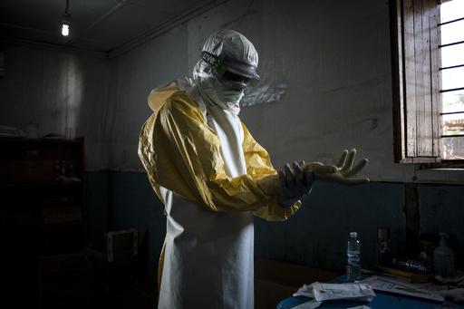 エボラ対策の病院を武装集団が襲撃、派遣の医師死亡 コンゴ民主共和国