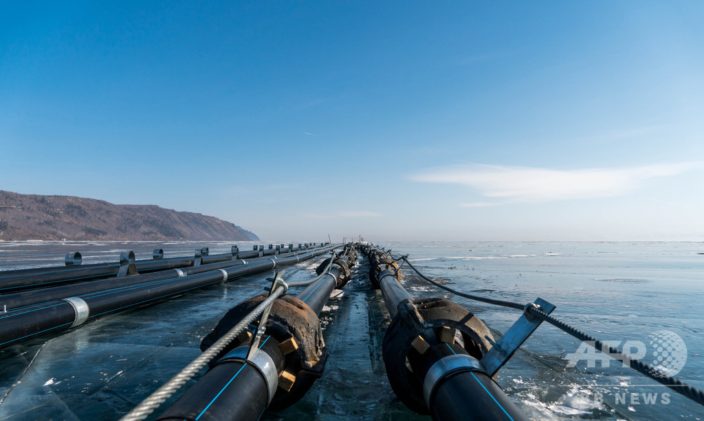 バイカル湖畔に中国資本ミネラルウオーター工場、ロシア地裁が違法と判断