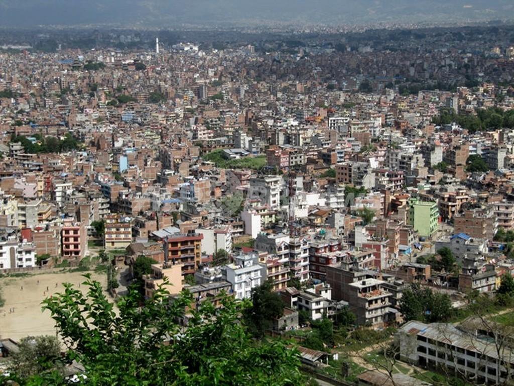 ヒマラヤで巨大地震の可能性、ネパール断層研究