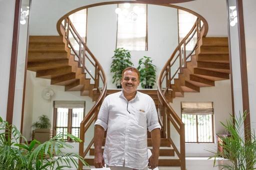 中東出稼ぎで故郷に豪邸 「湾岸ブーム」で潤うインド地方部