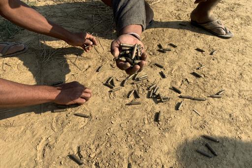 武装組織に拉致されたミャンマー軍兵士ら、戦闘で多数死亡か