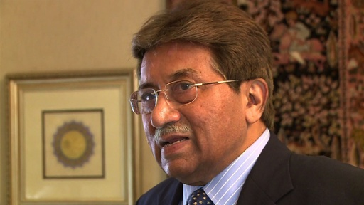 動画:パキスタン裁判所、ムシャラフ元大統領に死刑判決
