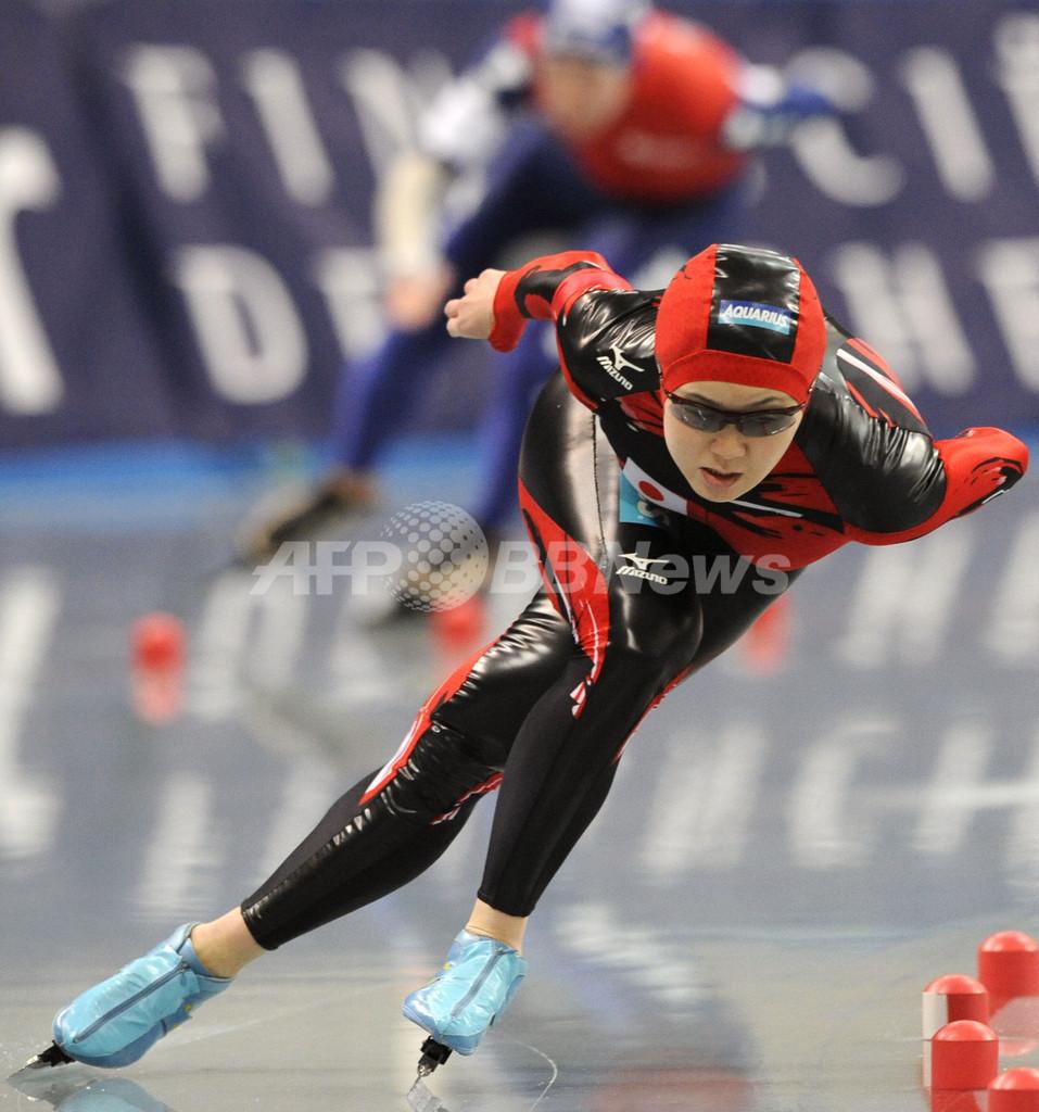 田畑 女子3000メートルで10位に