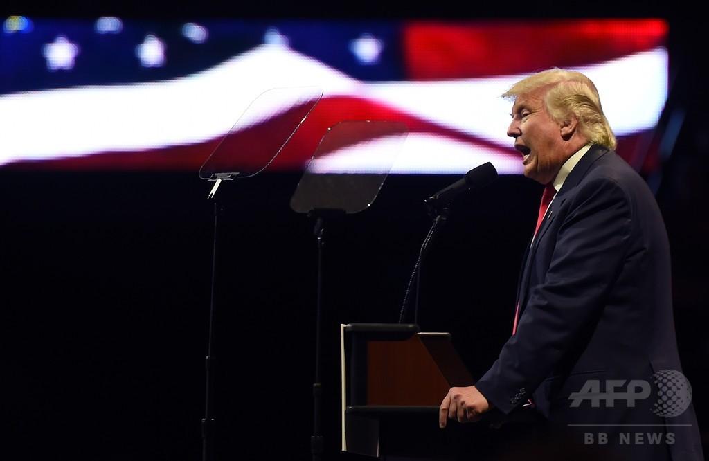 米3州の票再集計、トランプ氏側が中止要求