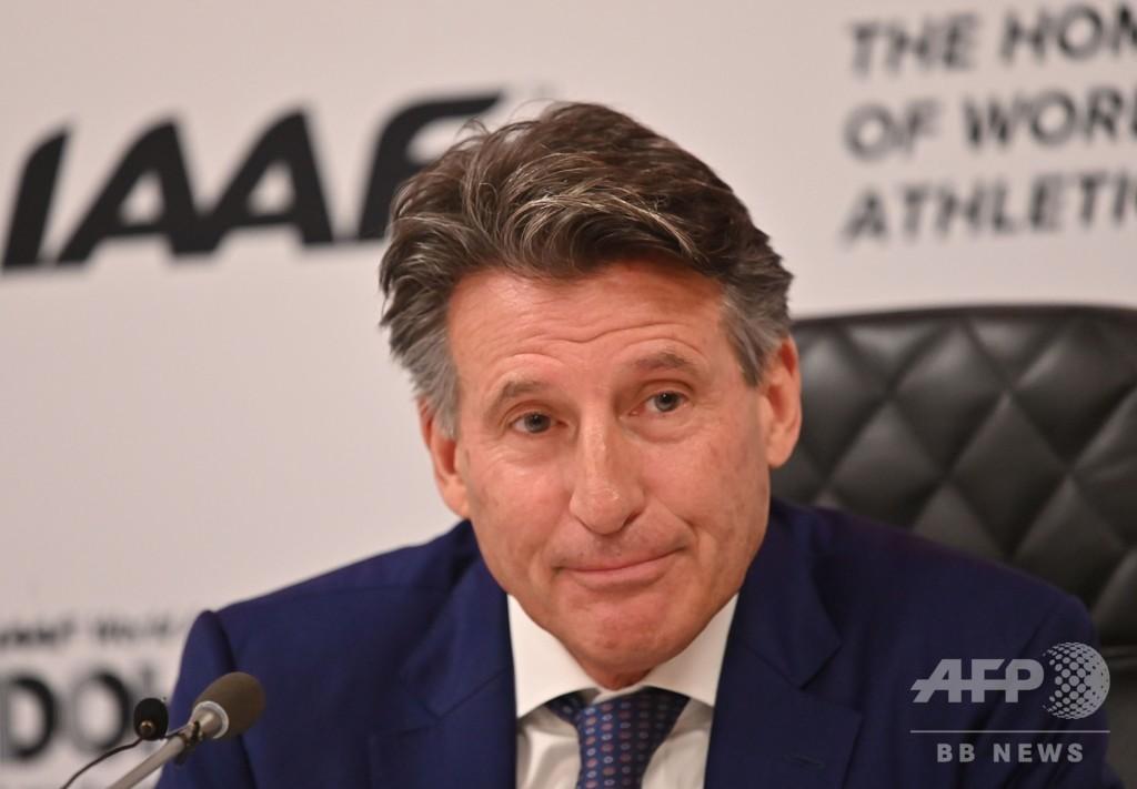 世界陸連がロシアの資格回復手続き凍結、除名処分も検討へ
