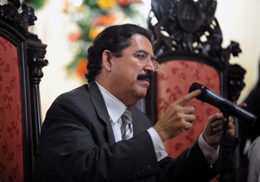 ホンジュラス大統領、新任米大使の信任状提出を拒否 ボリビアとの連携を示唆