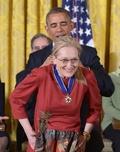 オバマ米大統領、女優M・ストリープに「愛」告白?