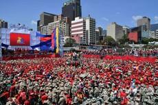 ベネズエラ緊迫! 流血の大弾圧は起こるのか