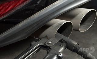 人への排ガス実験、オランダで「長年」実施 国立研究所員が証言