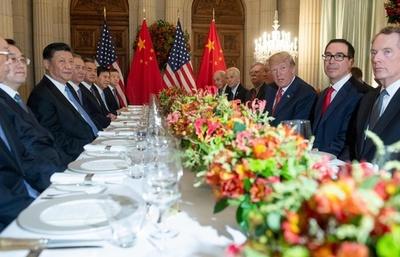 トランプ大統領と習主席が首脳会談、貿易問題など協議