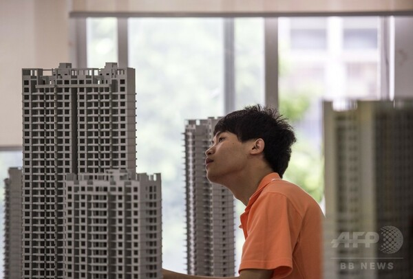 中国、建築「模型」業界も縮小傾向に