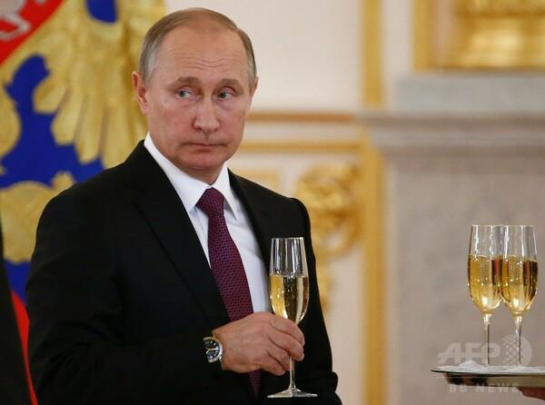 ロシアが新たな反ドーピング法施行へ、プーチン大統領が署名