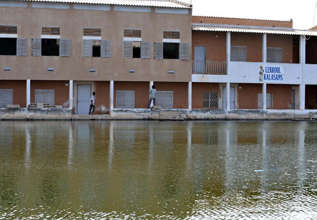 気候変動による洪水でセネガルが危機、国連