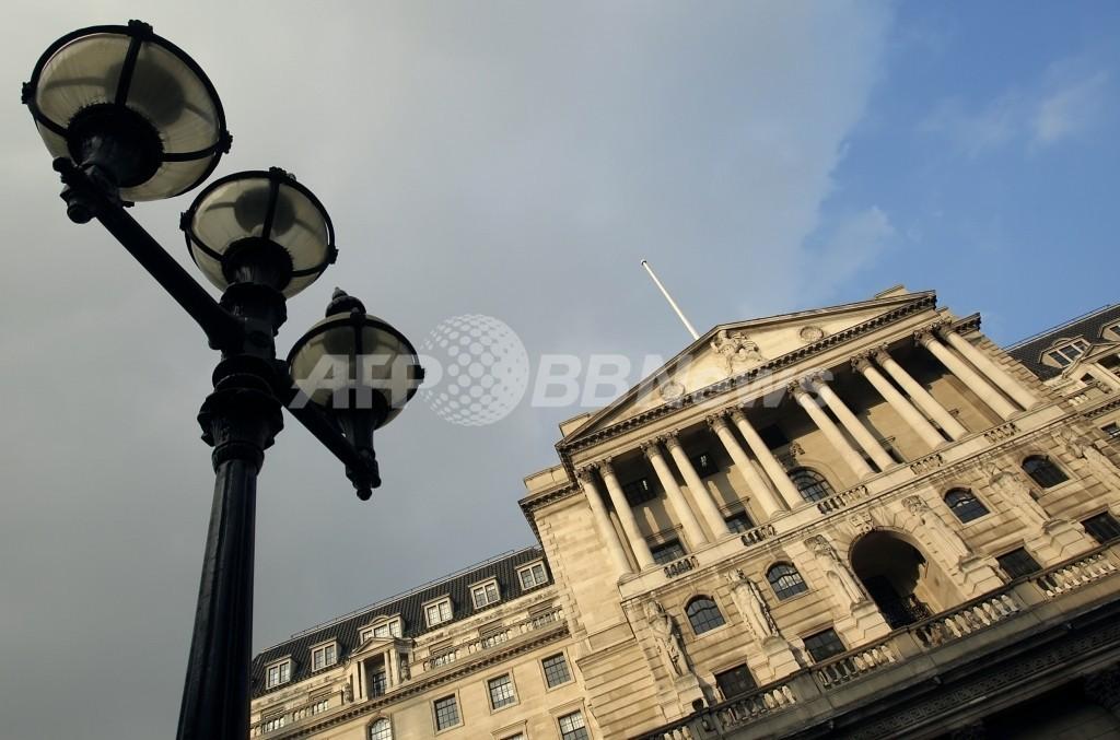 英中銀と欧州中銀、0.5%の追加利下げ