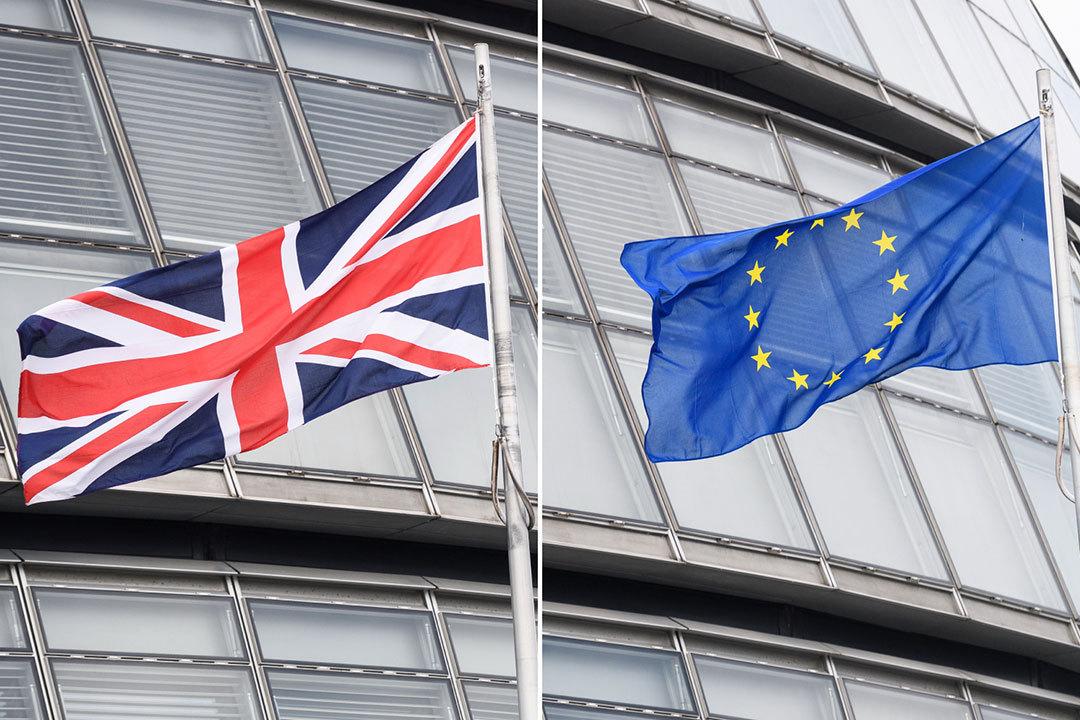 Brexit: 英国EU離脱問題