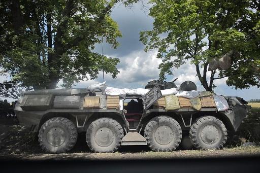 ロシア、ウクライナ危機打開のため安保理決議案を提出