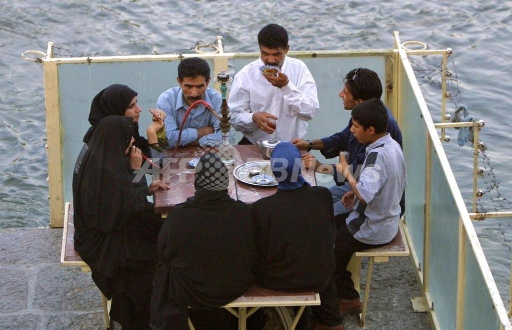 熱々のお茶は食道がんリスクを高める、イラン研究