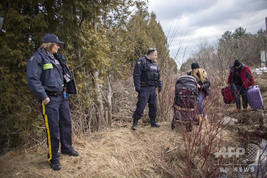 カナダの住宅火災で子ども7人死亡 シリア難民一家か