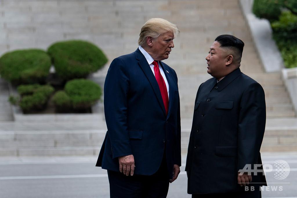 北朝鮮、協議再開は米国の譲歩が条件と主張 米大統領の書簡受け取るも
