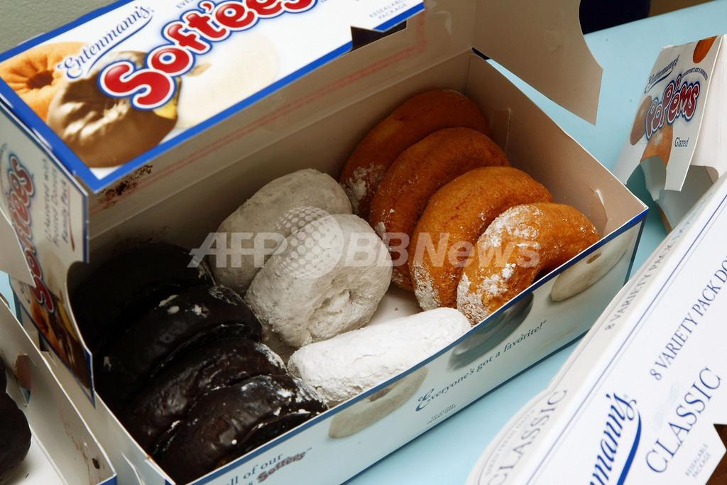 高脂肪・高糖分のジャンクフードに精神安定や抗うつ作用、豪研究