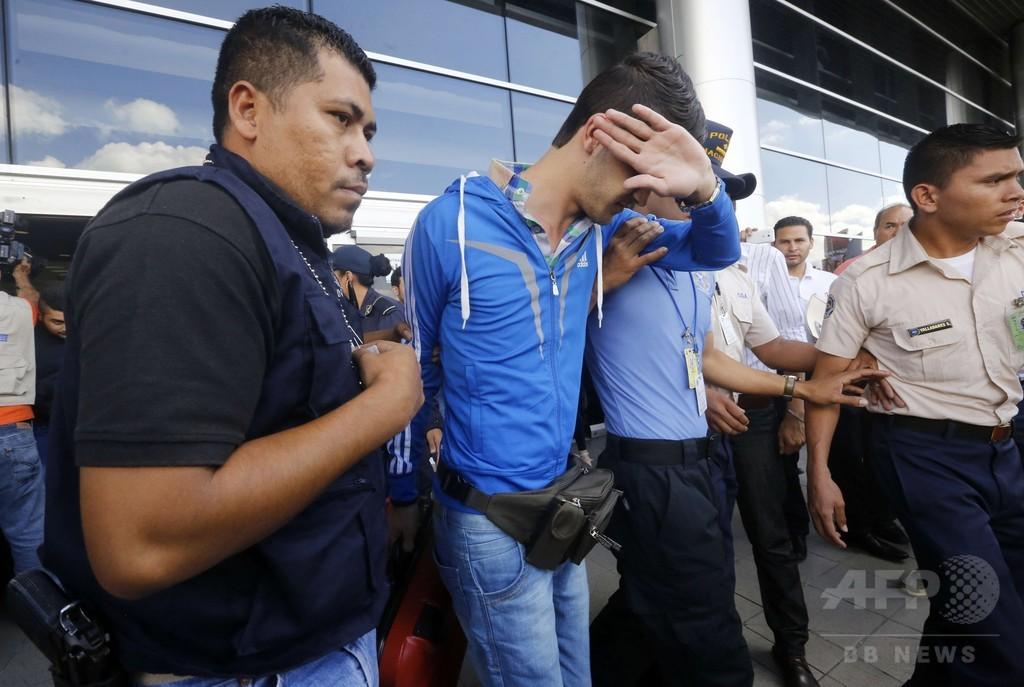 シリア人5人、盗難旅券で渡米企て逮捕 ホンジュラス
