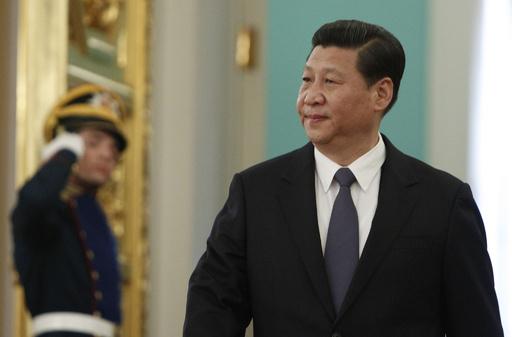 中国の習主席、ロシア訪問に続きアフリカ歴訪開始