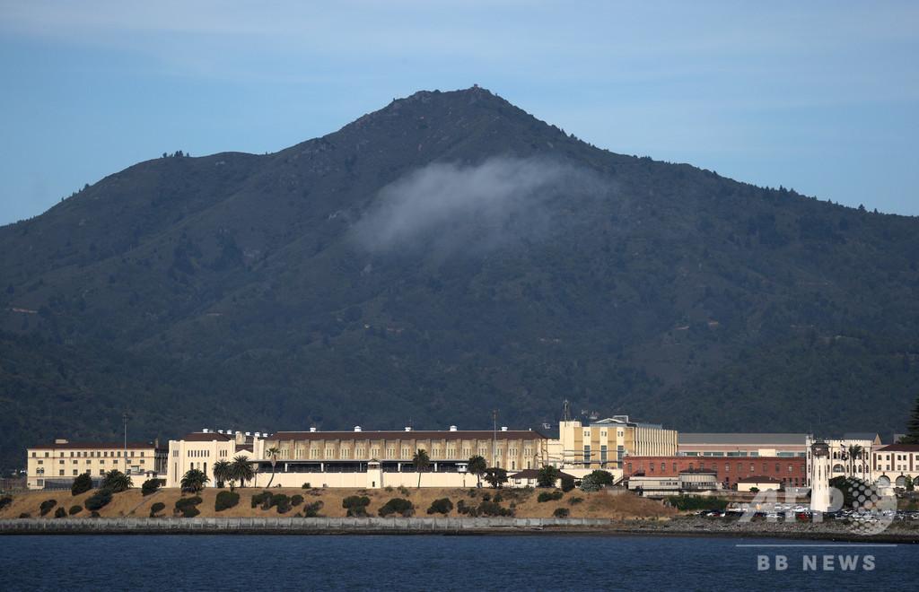 刑務所でコロナ感染者が爆発的増加、1000人超陽性 米加州