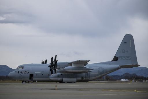 チリ空軍機、南極へ向け離陸後に消息絶つ 38人搭乗