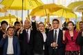 香港「雨傘運動」裁判、発起人の大学教授らが罪状否認