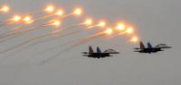 ロシア軍基地設置10周年で記念式典 キルギス
