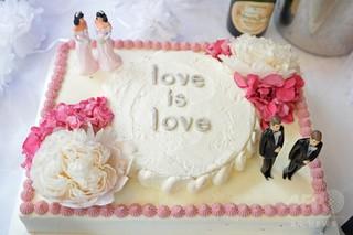 同性カップルからのウエディングケーキ注文、米裁判所が拒否する権利認める